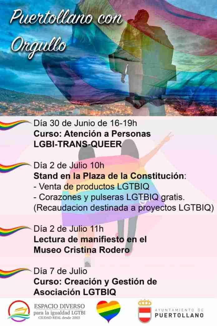 actos conmemorativos dia del orgullo puertollano