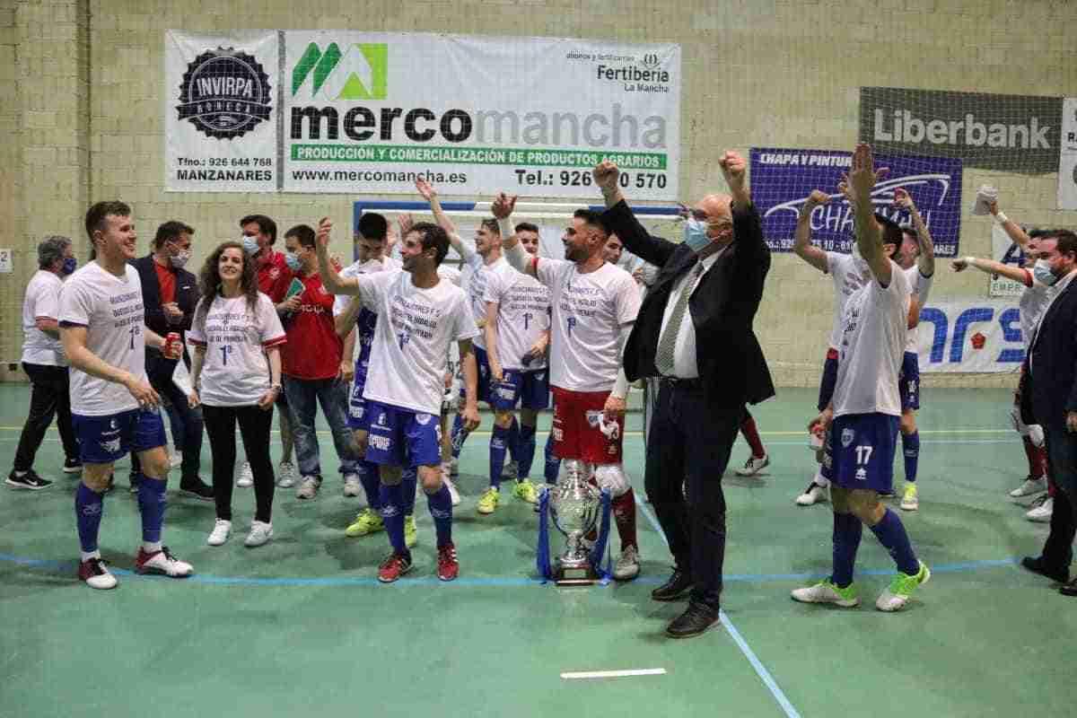 ascenso manzanares fs a primera division