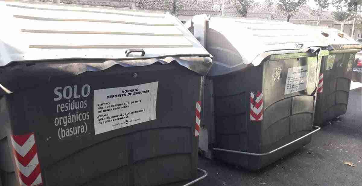 basura domiciliaria puertollano
