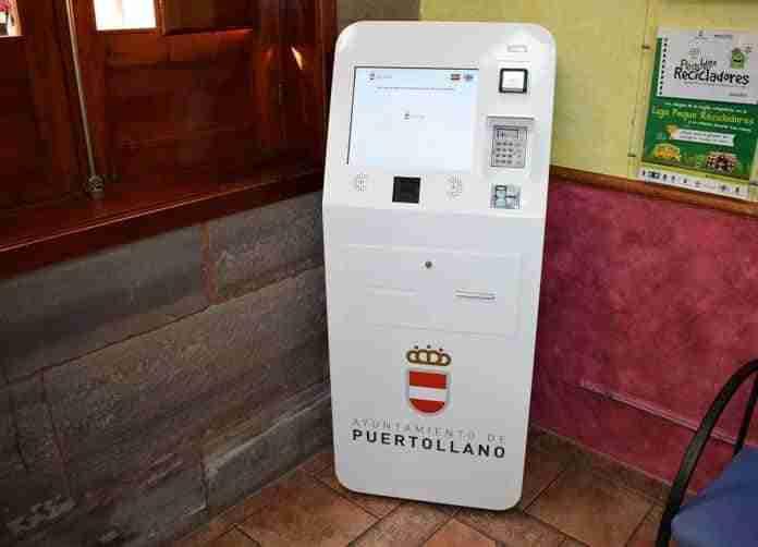 cajero automatico oficina atencion ciudadano puertollano