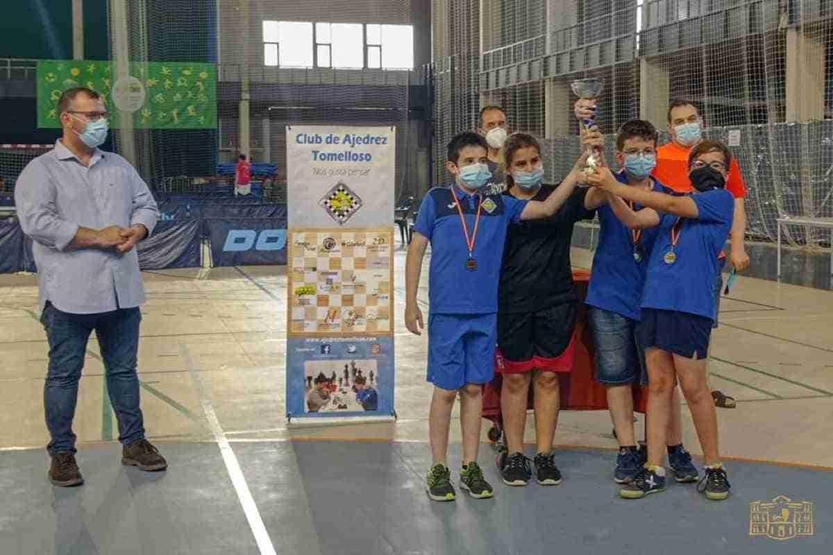 campeonato provincial ajedrez sub12 sub18 en tomelloso