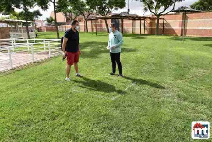 concejal deportes 1 julio proximo abre piscina municipal miguelturra