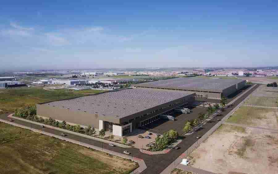 Delin Property empezó en Illescas la construcción de una nave de 24.427,48 m2 con capital propio de inversión 1