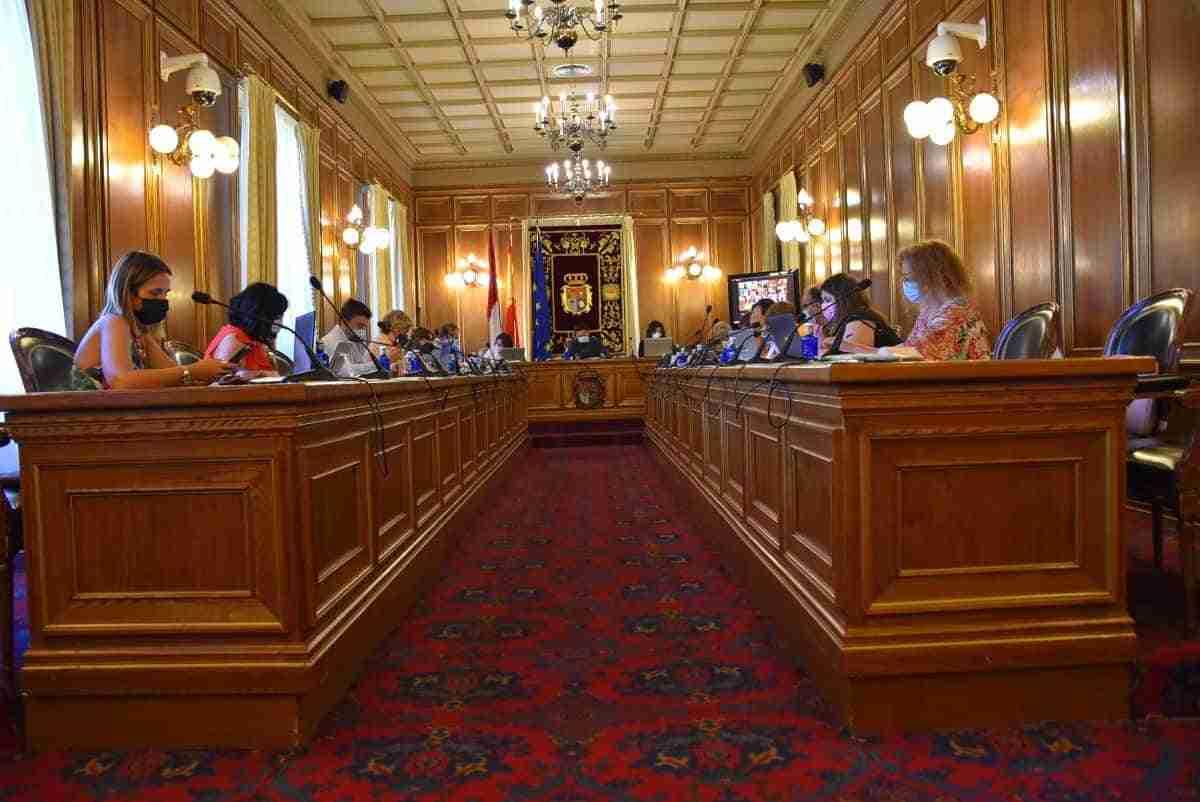 diputados diputadas plenaria junio cuenca