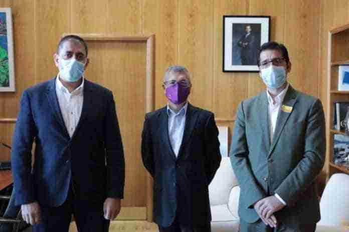 discuten temas sobre situacion hidrica provincia ciudad real