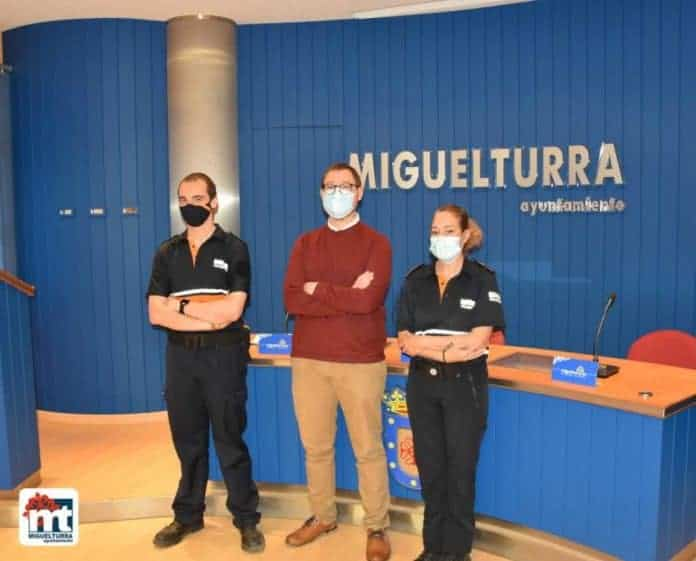 Dispositivo especial frente a incendios forestales 2021 presentado en Miguelturra