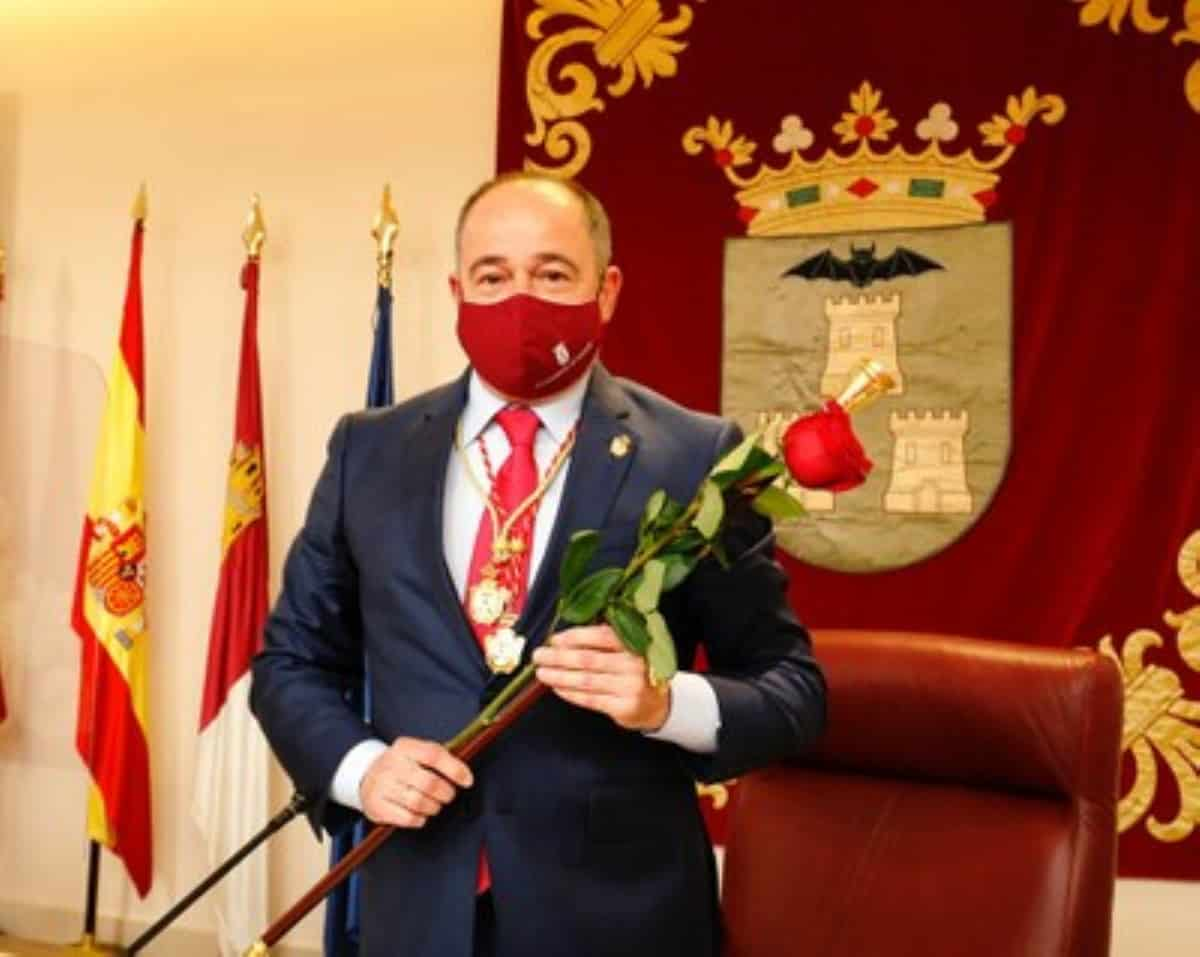 emilio saez cruz nuevo alcalde de albacete