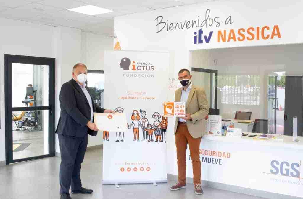 Las estaciones de ITV del grupo SGS en Albacete recibieron la certificación de Espacio Cerebroprotegido 6
