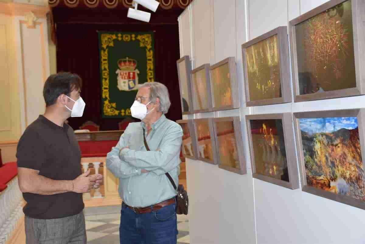 exposicion fuego salon de actos palacio provincial de cuenca