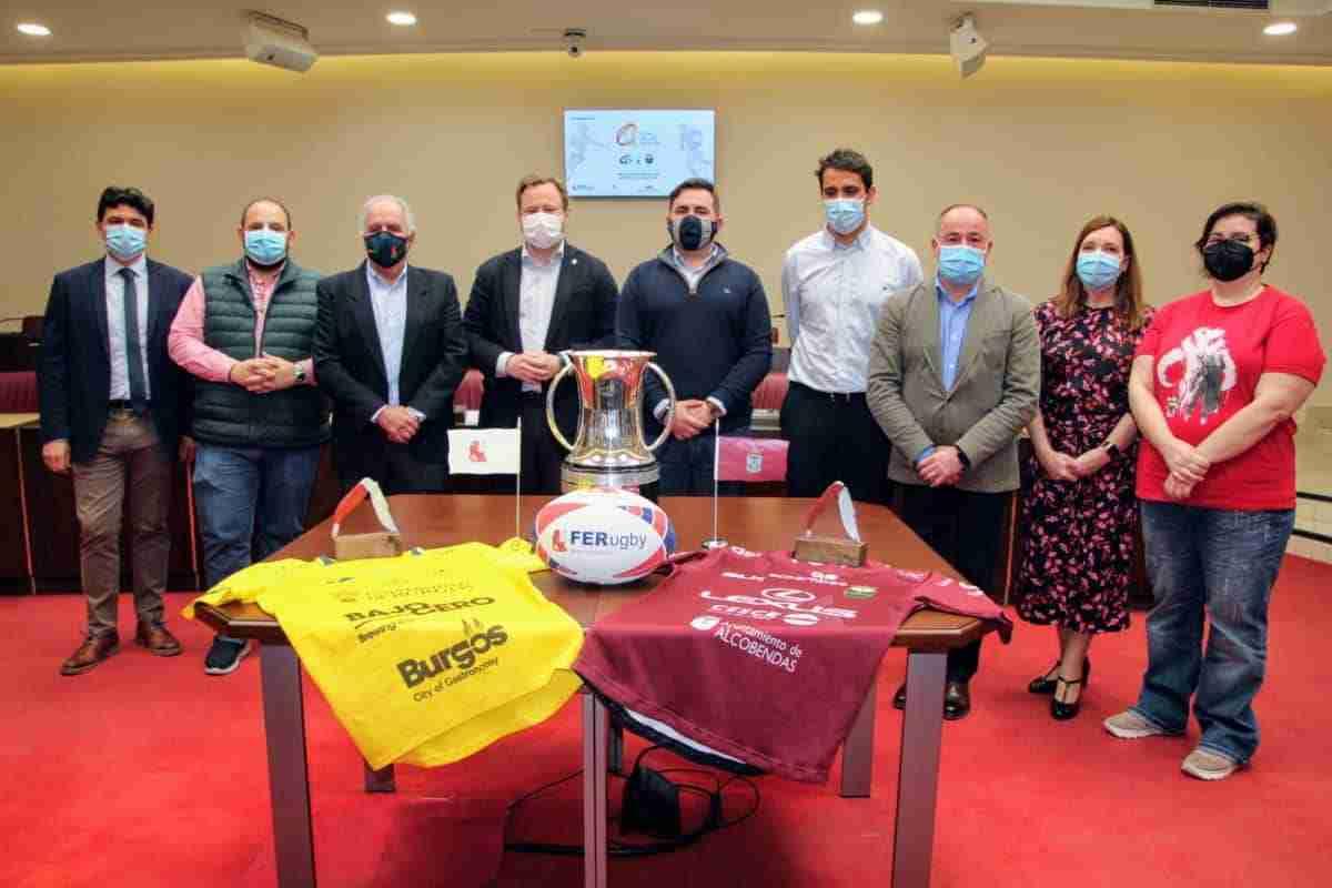 final de la copa del rey rugby masculino en el carlos belmonte