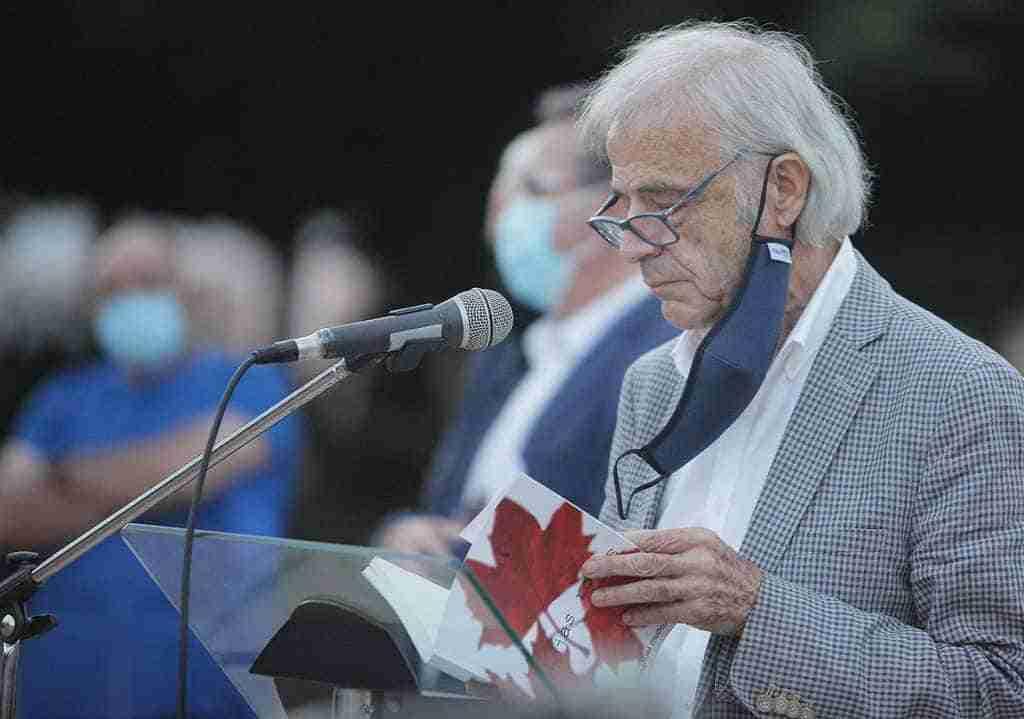 Familia, poetas y amigos rindieron un emotivo homenaje al poeta rabanero Manuel Muñoz Moreno con 'Palabras en silencio' en su pueblo natal 2