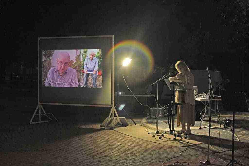 Familia, poetas y amigos rindieron un emotivo homenaje al poeta rabanero Manuel Muñoz Moreno con 'Palabras en silencio' en su pueblo natal 1