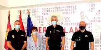 miguel angel sanchez pastor nuevo inspector jefe policia puertollano
