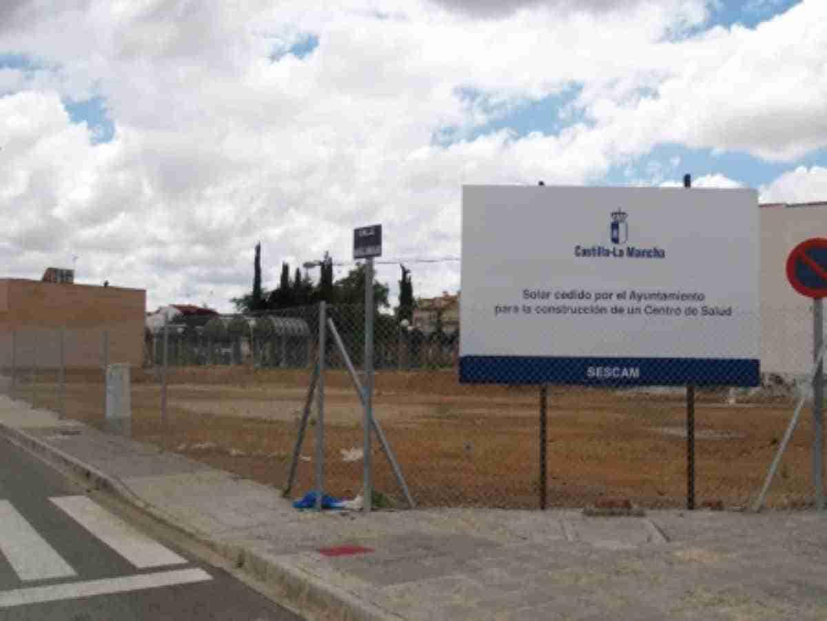 nuevo centro de salud manzanares II