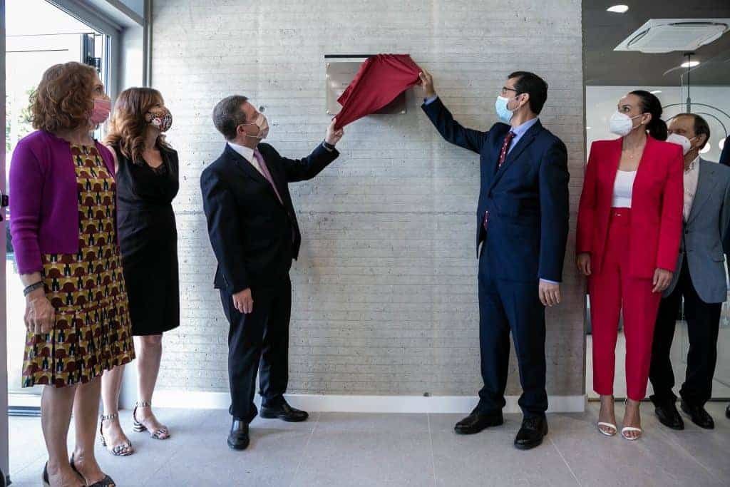 García-Page anunció que Ciudad Real va a contar con un nuevo Centro de Salud y el pronto inicio para las obras en los colegios 'Ángel Andrade' y 'Dulcinea del Toboso' 1