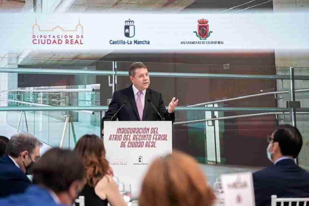 García-Page anunció que Ciudad Real va a contar con un nuevo Centro de Salud y el pronto inicio para las obras en los colegios 'Ángel Andrade' y 'Dulcinea del Toboso' 4