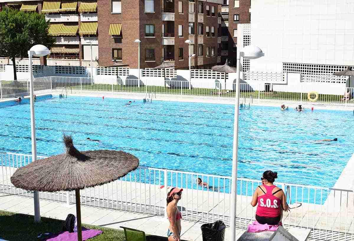 temporada verano piscinas municipales puertollano