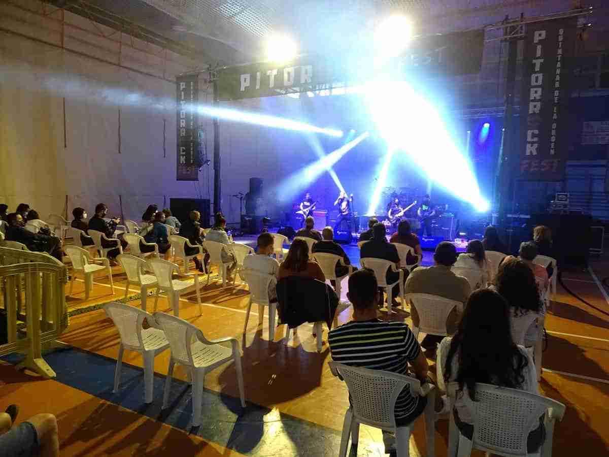 El PitoRockFest regresa a Quintanar con todas las medidas de seguridad frente al Covid 3