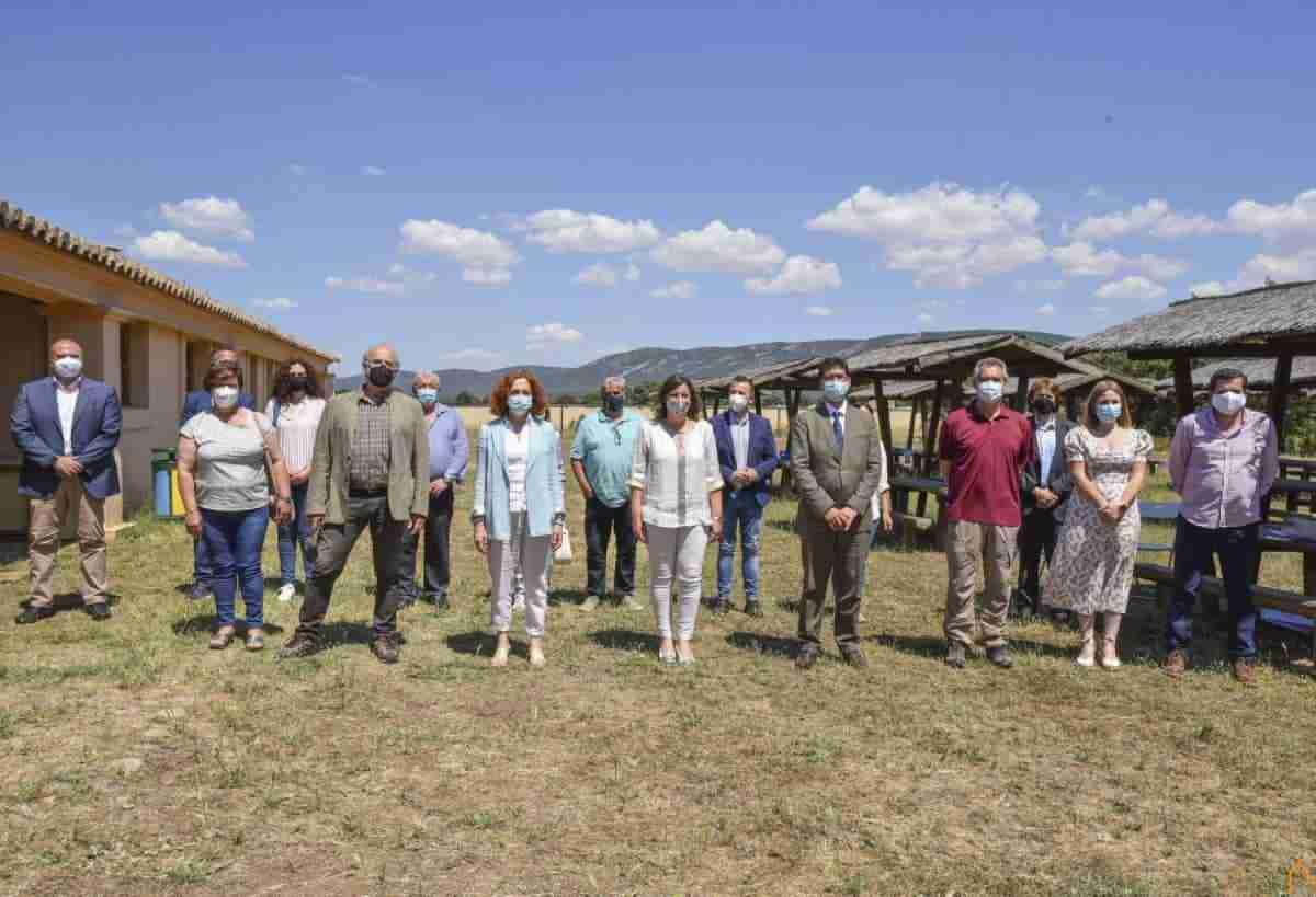 plan de sostenibilidad turistica en el parque nacional de cabaneros