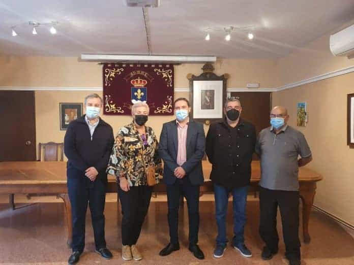 presidente diputacion cuenca visita gascuena