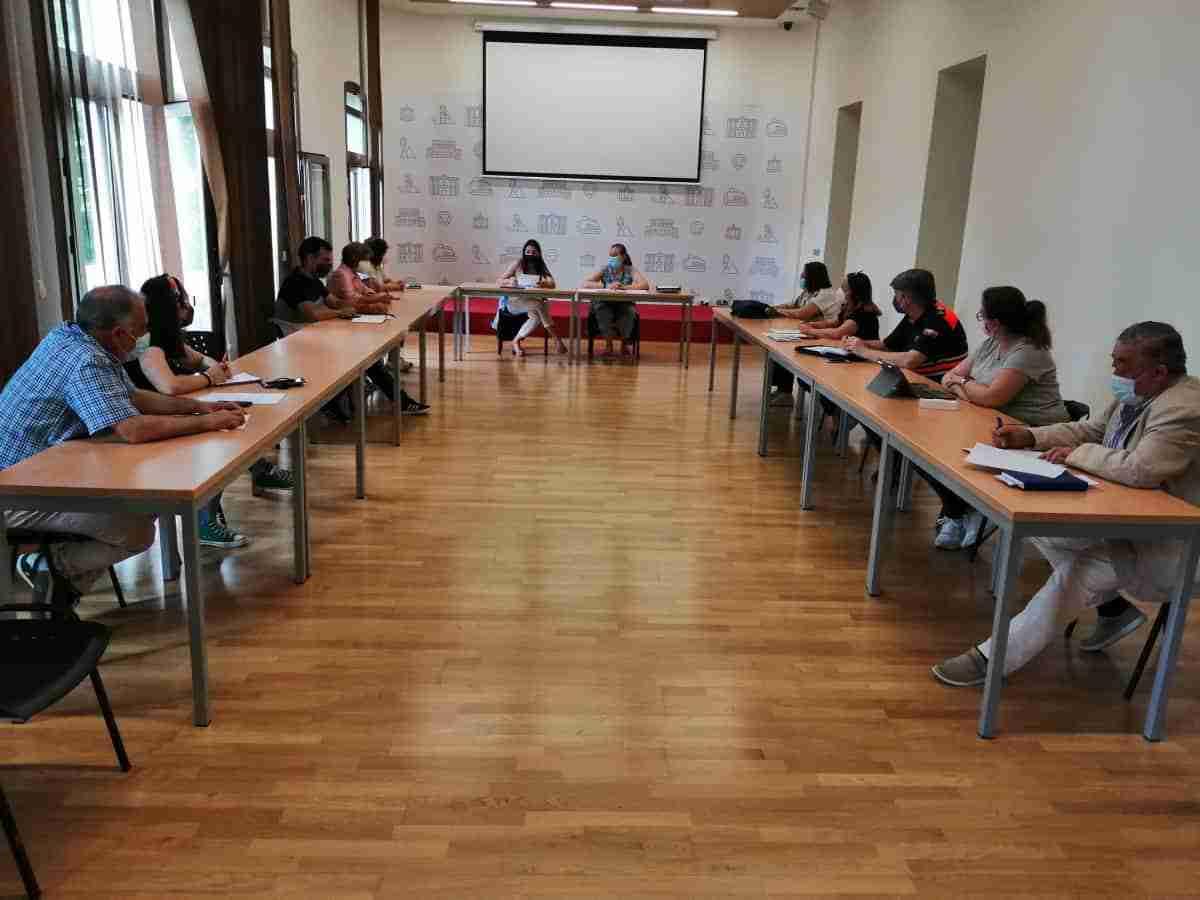 primera reunion presencial consejo puertollano