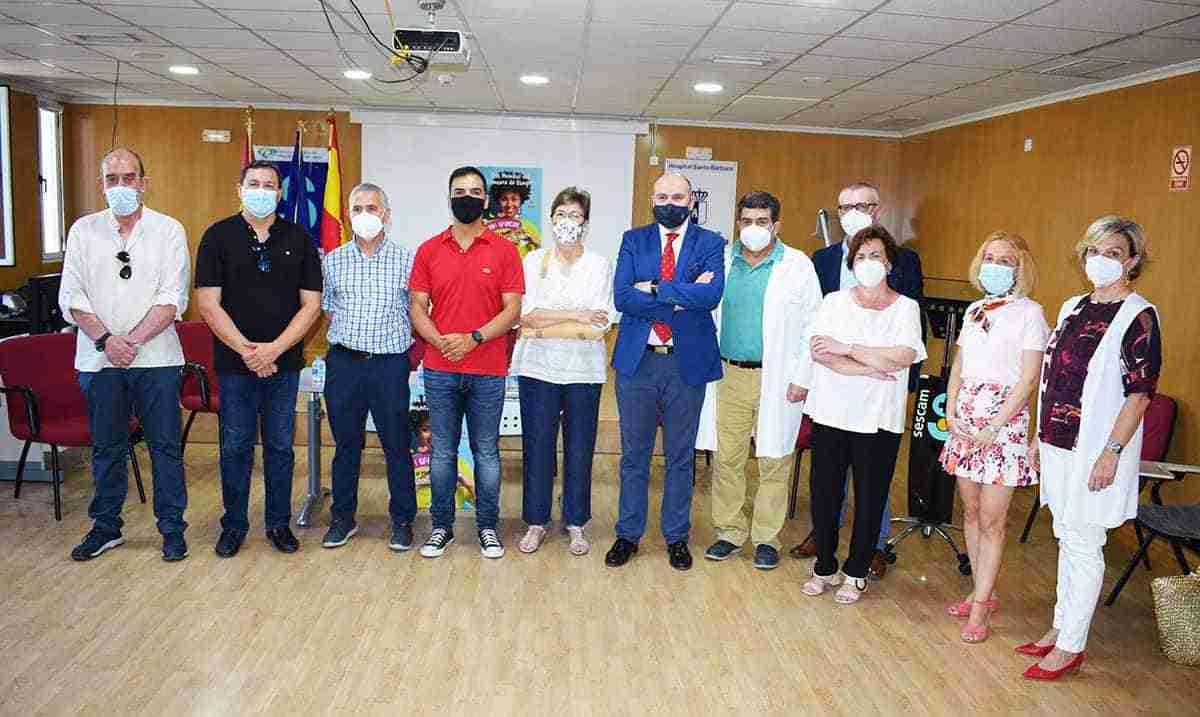 reconocimiento a donantes de sangre en puertollano