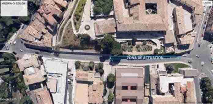 retiraran restos de hiedra muros hospital santiago cuenca