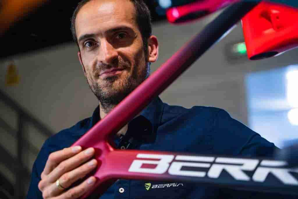 Berria Bike, la startup de Albacete que se coloca en el pelotón de las grandes marcas de bicicletas 1