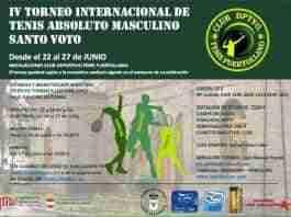 torneo de tenis santo voto en puertollano