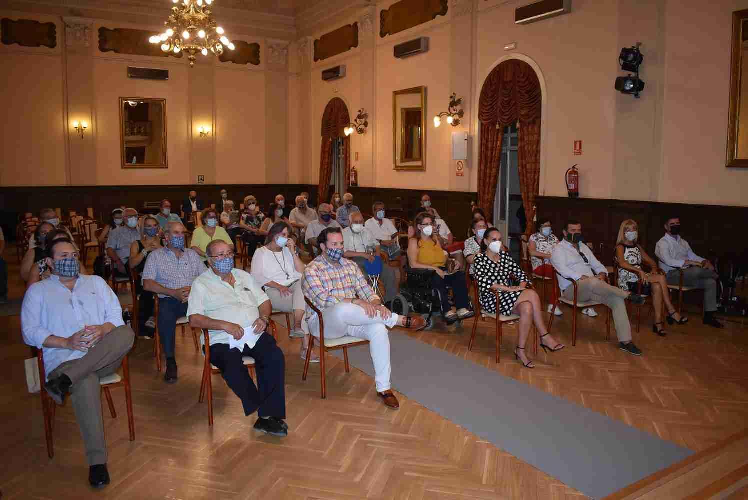 conferencias sobre la Pandorga