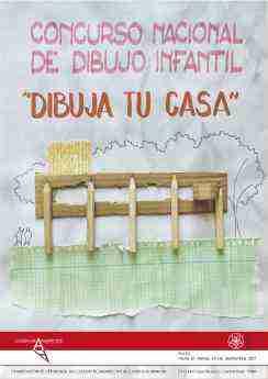 La demarcación de Ciudad Real del COACM lanza el concurso de Pintura Infantil 'Dibuja tu casa' 3
