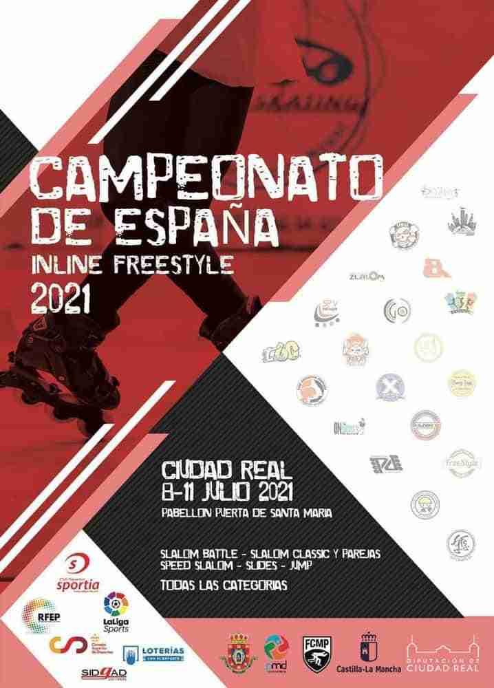Campeonato de España Inline de Patinaje Freestyle 2021