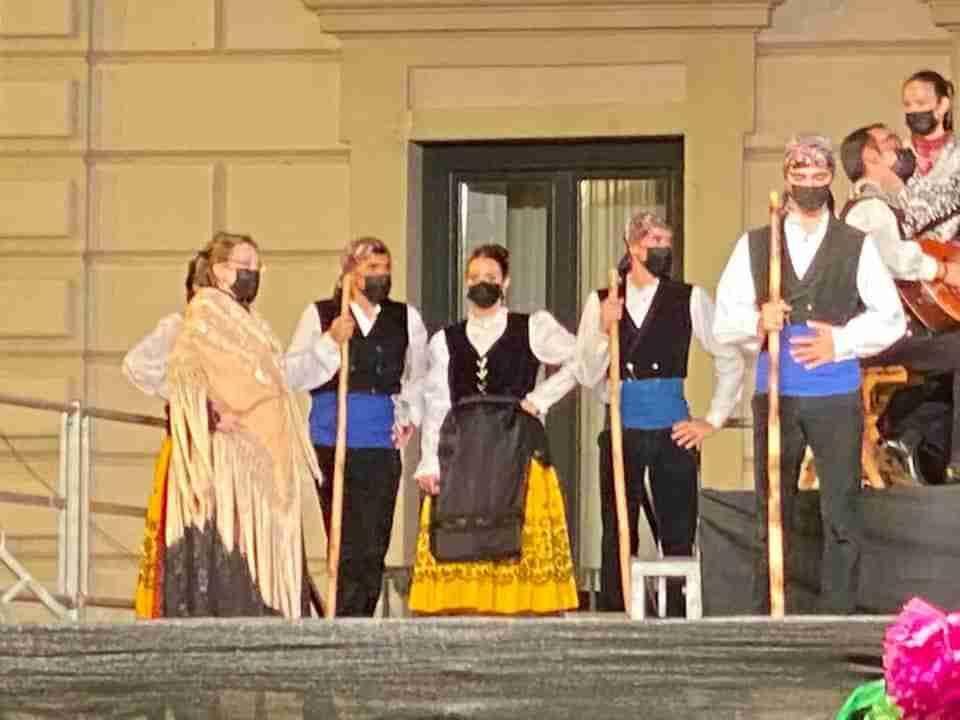 Festival Internacional de Folclore en Alcázar de San Juan 12