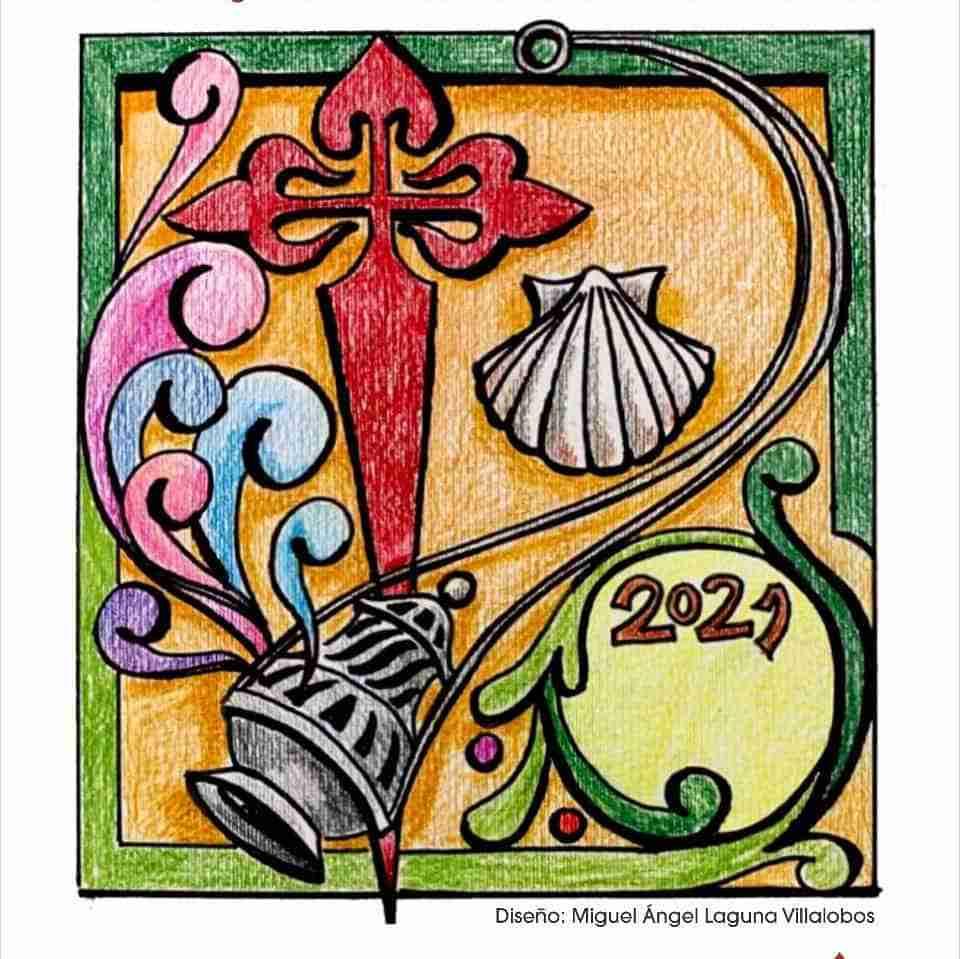 Alfombra Mundial del Xacobeo 2021, Viso del Marqués se suma a confeccionarla junto a 250 ciudades de 27 países 24