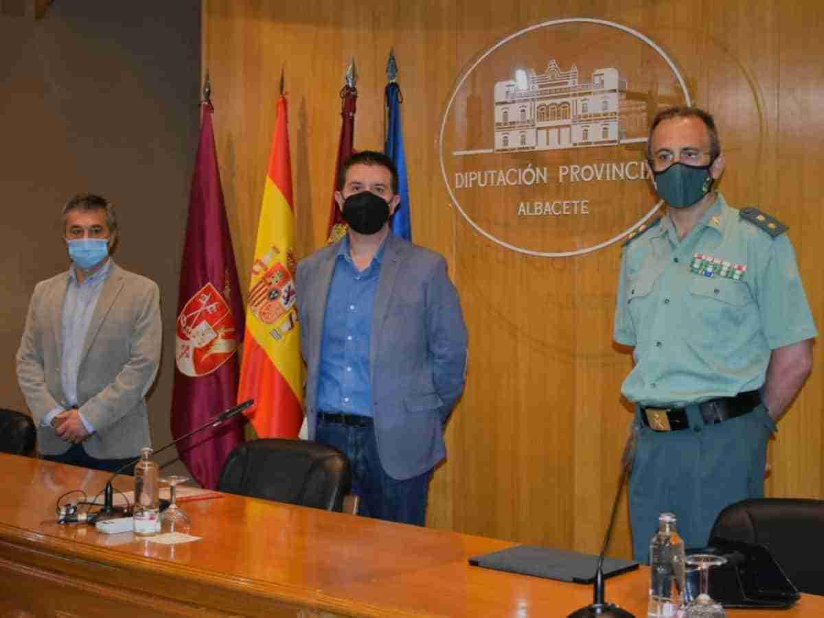 ayudas sistemas de videovigilancia en municipios de albacete