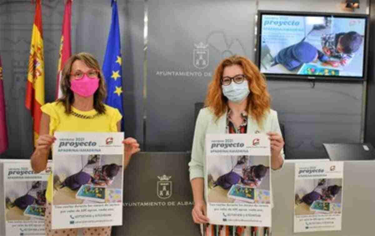 ayuntamiento albacete apoya proyecto apadrina amadrina