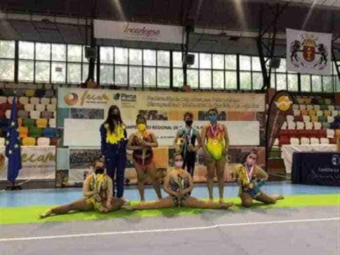 campeonato de gimnasia ritmica para personas con discapacidad cuenca