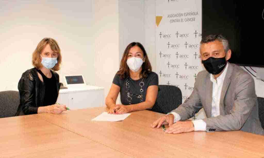 AECC, Fundación Montemadrid y CaixaBank, juntos contra la pobreza y la desigualdad ocasionada por el cáncer 2