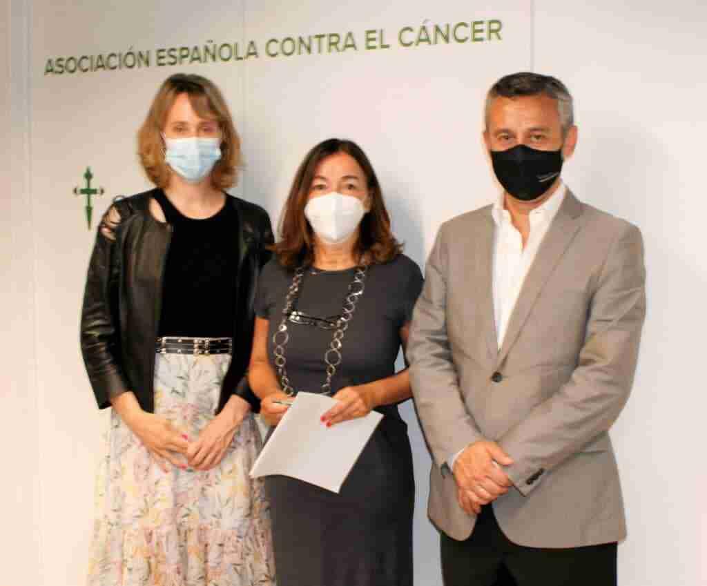 AECC, Fundación Montemadrid y CaixaBank, juntos contra la pobreza y la desigualdad ocasionada por el cáncer 1