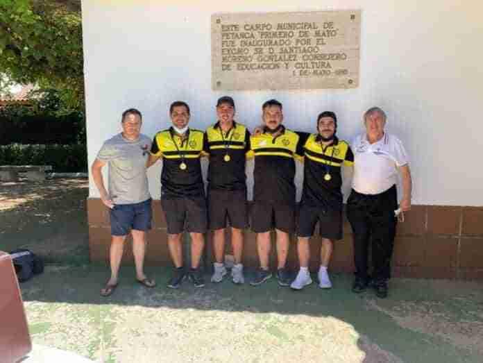 club deportivo petanca miguelturra