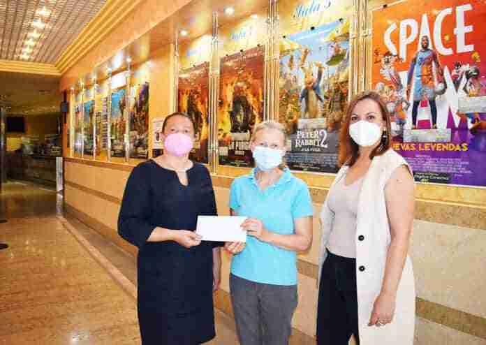 donacion concejalia juventud puertollano a protectora huellas