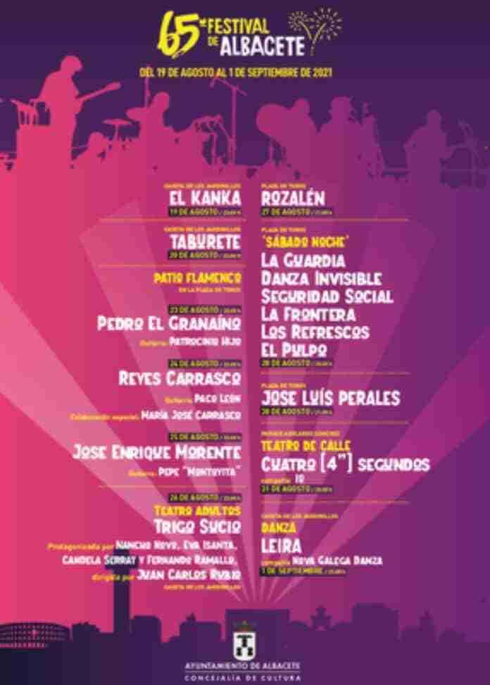 festival albacete agosto septiembre