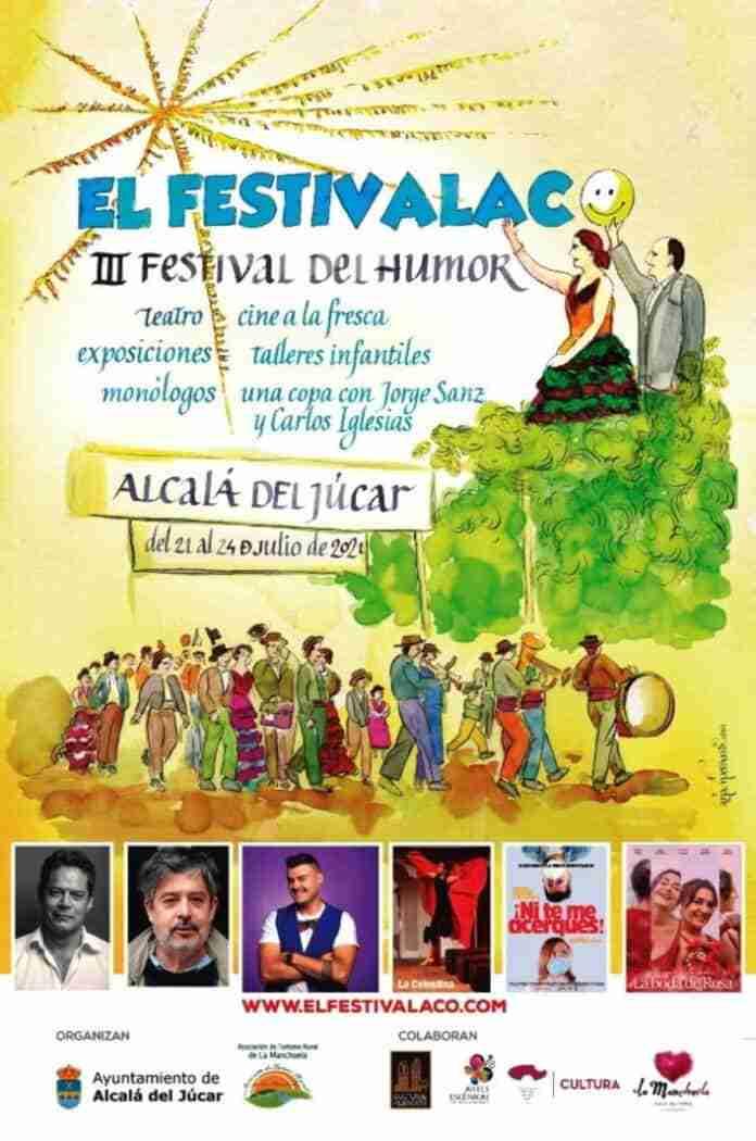festival festivalaco en alcala del jucar