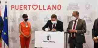 firma protocolos UCLM gobierno regional puertollano