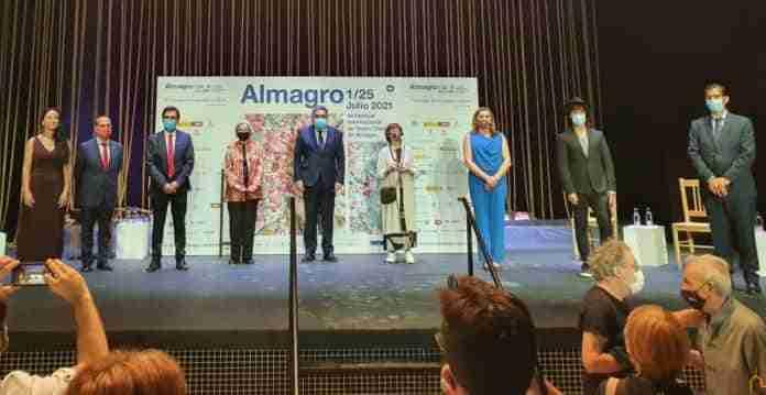 inauguracion festival de teatro clasico de almagro
