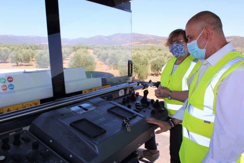 El Gobierno regional y una inversión superior a 800.000 euros para mejorar la CM-4120 entre Villarrubia de los Ojos y Puerto Lápice 6