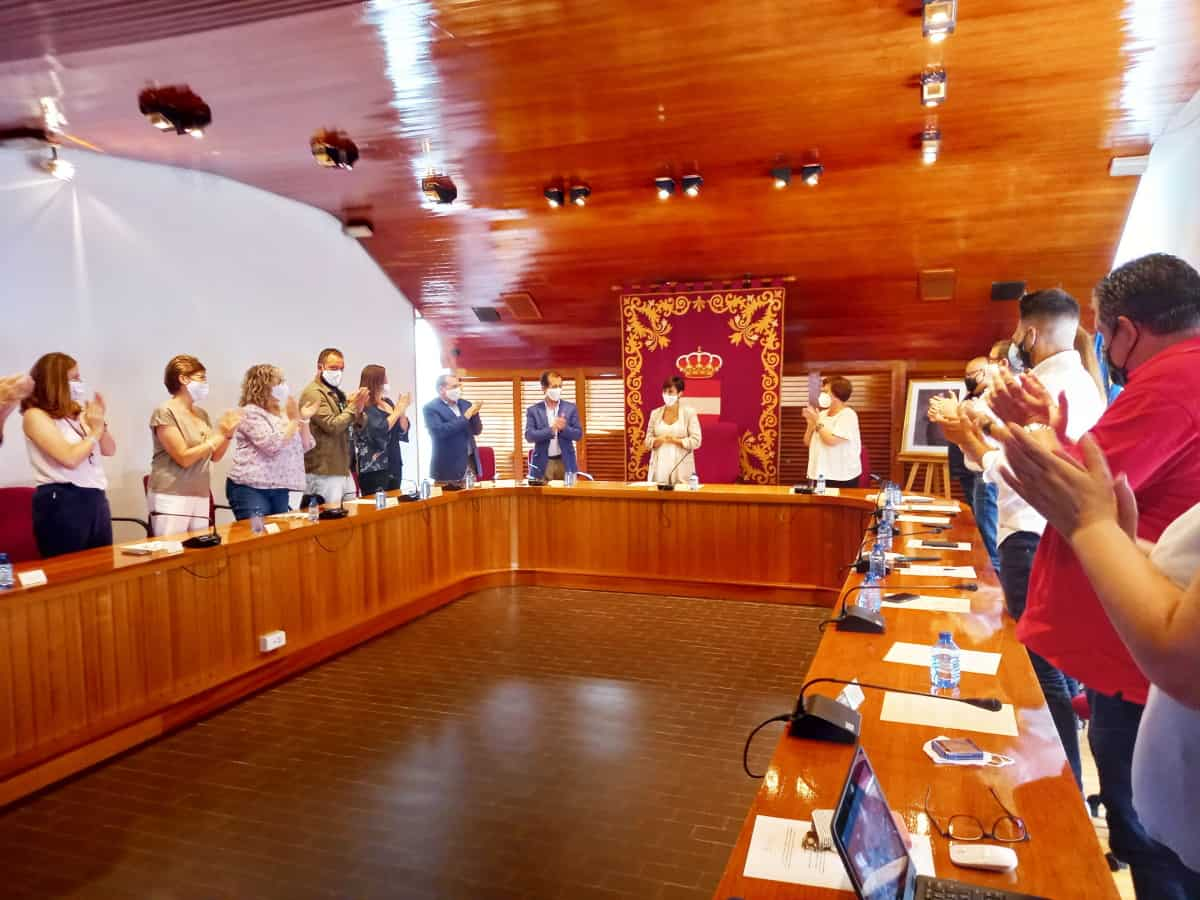 isabel rodriguez renuncia como alcaldesa de puertollano
