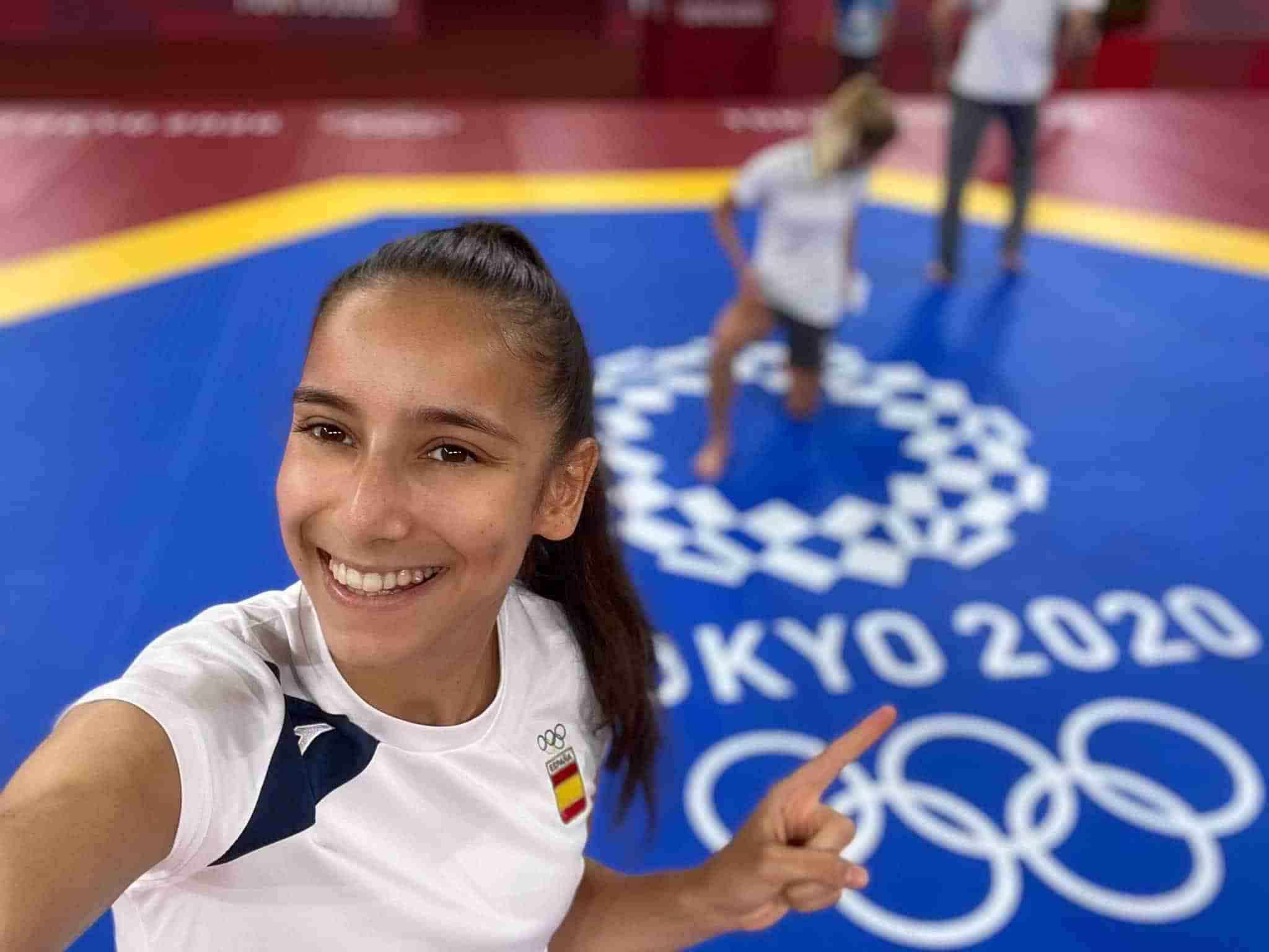 Adriana Cerezo se asegura la medalla olímpica en Taekwondo en Tokyo 2020 8