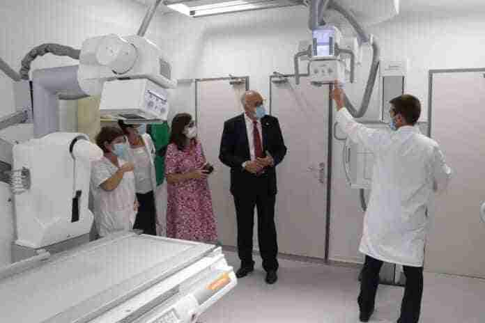 mejoran servicio de radiodiagnostico en hospital virgen de altagracia manzanares