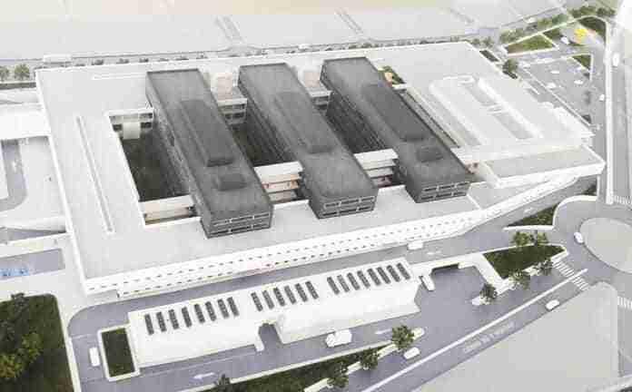 obras nuevo hospital de puertollano